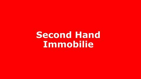 Second Hand Immobilie